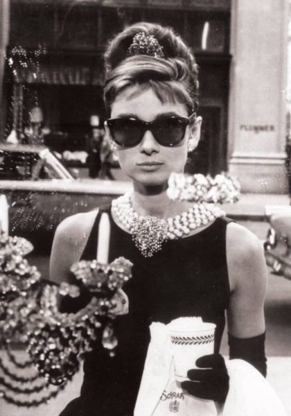 ab8a667de How To Emulate Audrey Hepburn In Breakfast At Tiffany's | Maxwell-Scott
